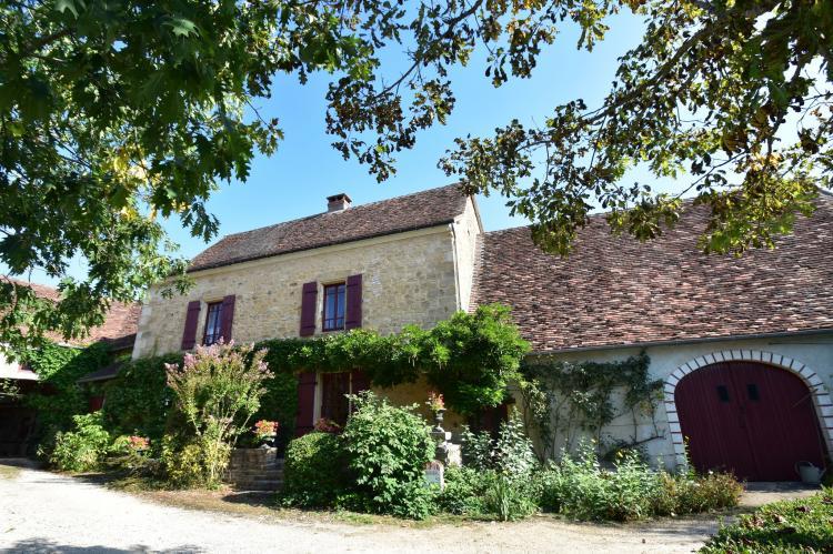 Holiday homeFrance - Dordogne: Maison de vacances St Jory las Bloux  [2]