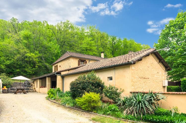 VakantiehuisFrankrijk - Dordogne: Maison de vacances Siorac en Périgord  [2]