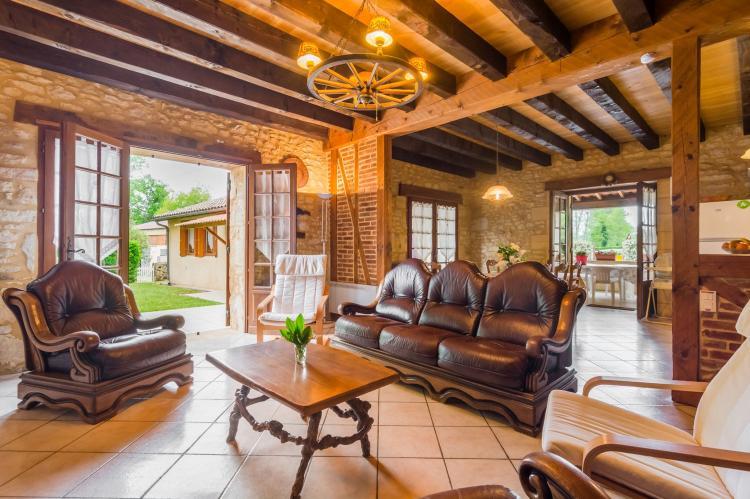 Holiday homeFrance - Dordogne: Maison de vacances Siorac en Périgord  [8]
