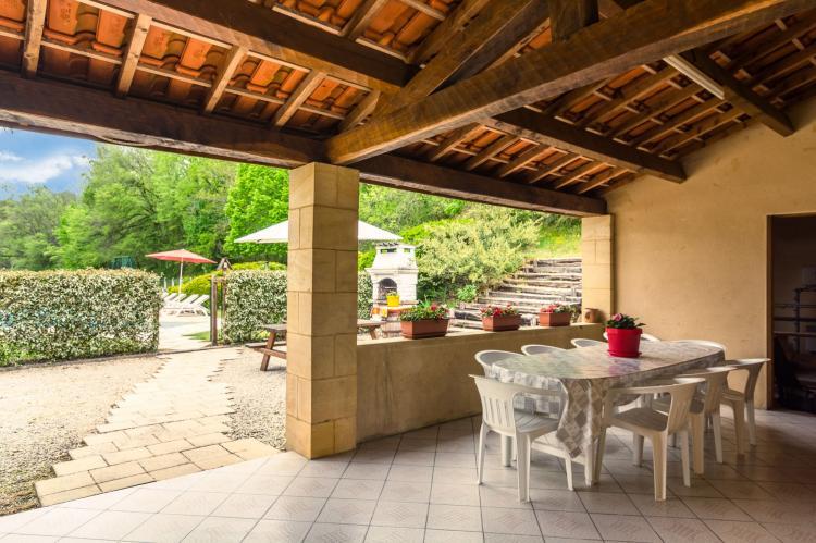 VakantiehuisFrankrijk - Dordogne: Maison de vacances Siorac en Périgord  [26]