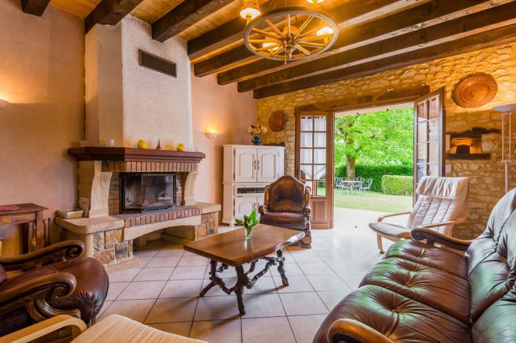 VakantiehuisFrankrijk - Dordogne: Maison de vacances Siorac en Périgord  [7]