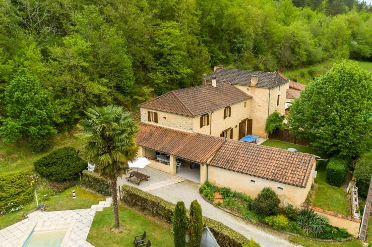 VakantiehuisFrankrijk - Dordogne: Maison de vacances Siorac en Périgord  [3]