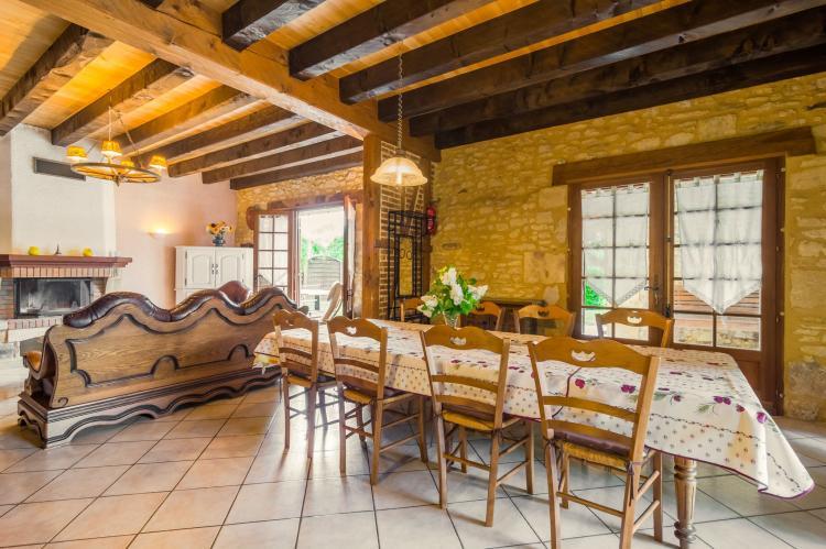 VakantiehuisFrankrijk - Dordogne: Maison de vacances Siorac en Périgord  [10]