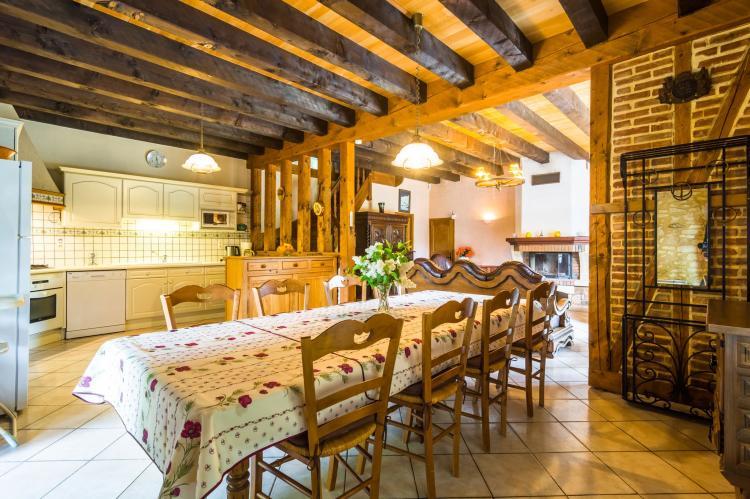 VakantiehuisFrankrijk - Dordogne: Maison de vacances Siorac en Périgord  [9]