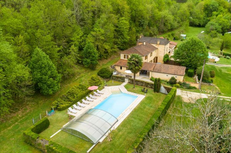 VakantiehuisFrankrijk - Dordogne: Maison de vacances Siorac en Périgord  [1]