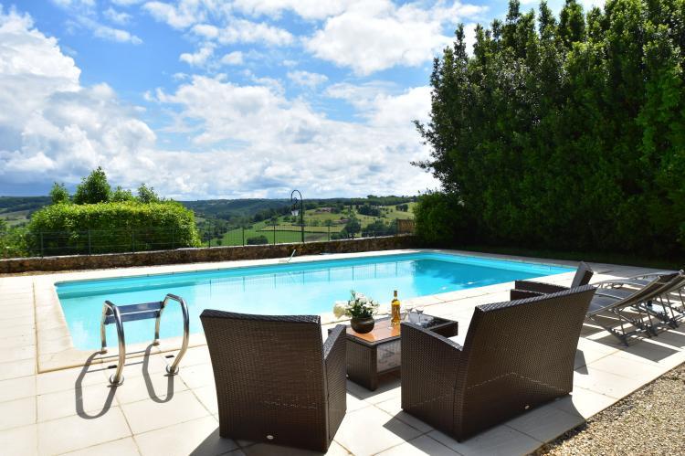 Holiday homeFrance - Dordogne: Demeure de charme Belves  [5]