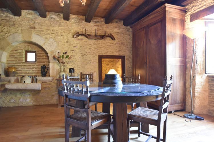 Holiday homeFrance - Dordogne: Maison de vacances Besse Micouleaud  [14]
