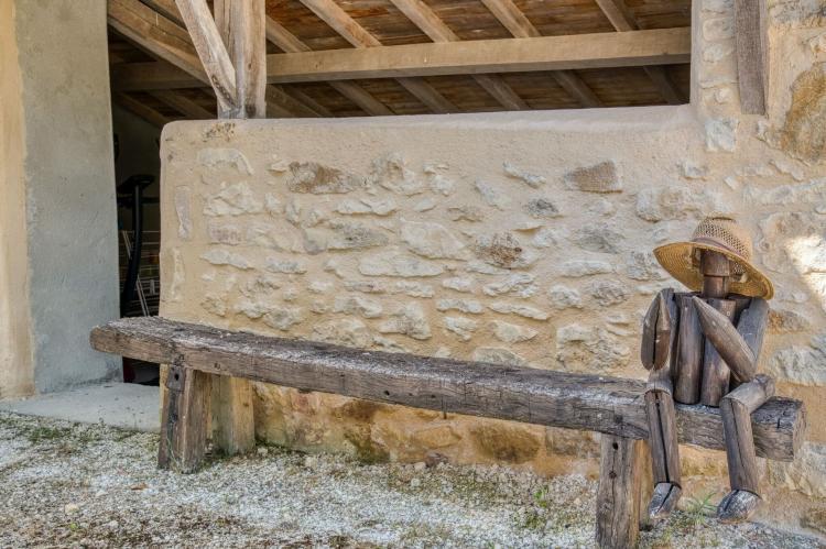 FerienhausFrankreich - Dordogne: Maison sur la colline  [34]
