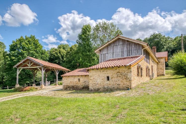 FerienhausFrankreich - Dordogne: Maison sur la colline  [7]