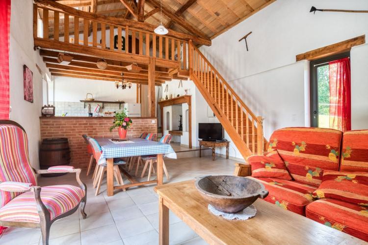 FerienhausFrankreich - Dordogne: Maison sur la colline  [12]