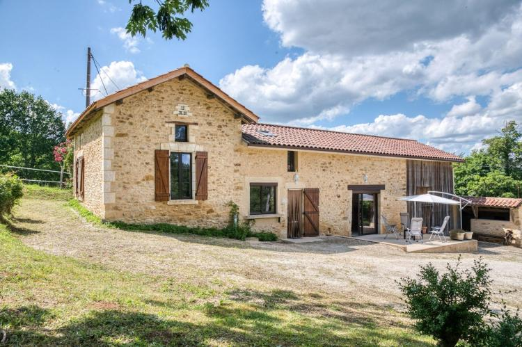 FerienhausFrankreich - Dordogne: Maison sur la colline  [1]