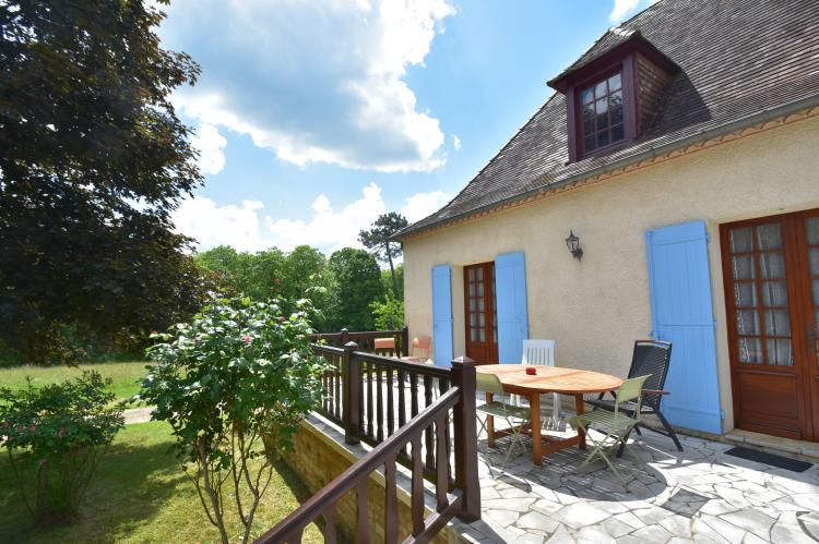 Holiday homeFrance - Dordogne: Maison de vacances Villefranche du Périgord Labard  [20]