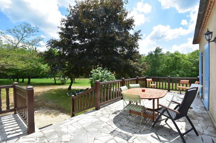 Holiday homeFrance - Dordogne: Maison de vacances Villefranche du Périgord Labard  [27]