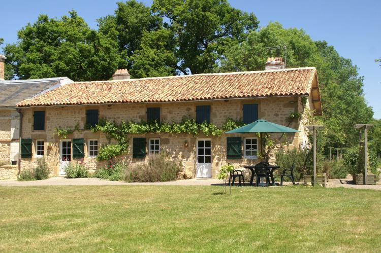 VakantiehuisFrankrijk - Poitou-Charentes: Maison de vacances - PRESSAC  [4]