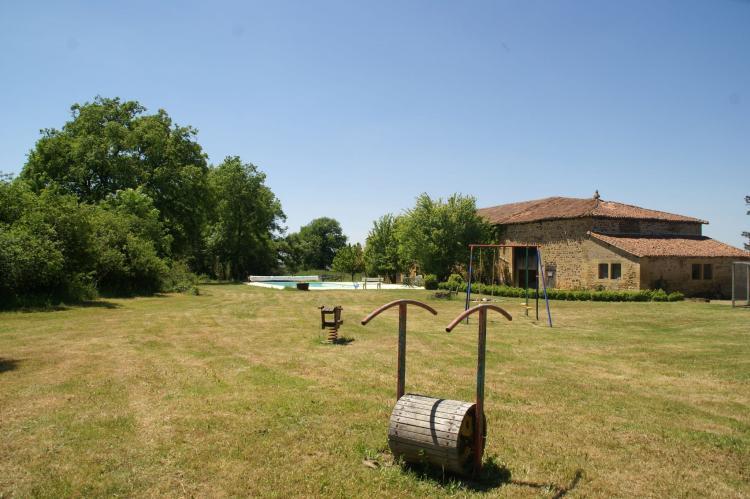 VakantiehuisFrankrijk - Poitou-Charentes: Maison de vacances - PRESSAC  [19]