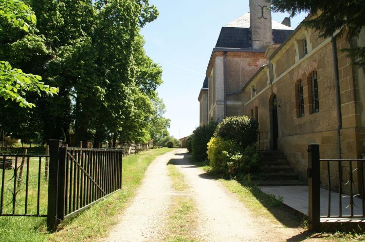 VakantiehuisFrankrijk - Poitou-Charentes: Maison de vacances - PRESSAC  [2]