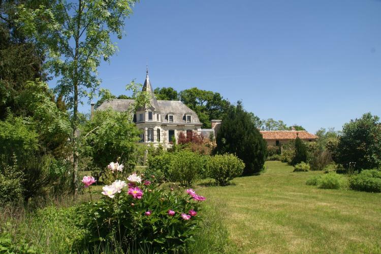 VakantiehuisFrankrijk - Poitou-Charentes: Maison de vacances - PRESSAC  [6]