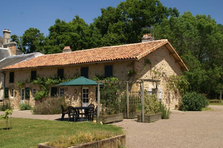 VakantiehuisFrankrijk - Poitou-Charentes: Maison de vacances - PRESSAC  [3]