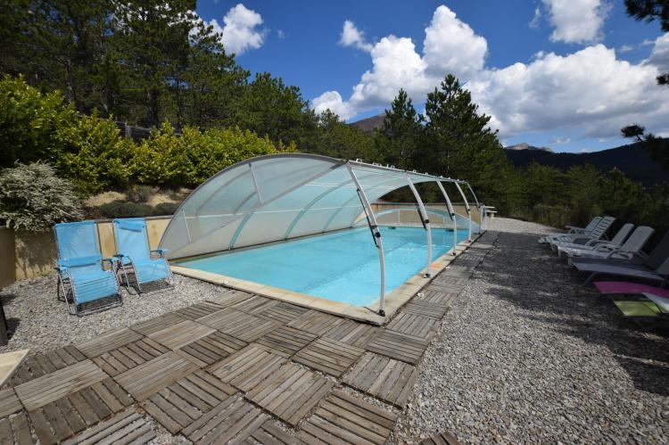 FerienhausFrankreich - Drôme: Maison de vacances - MARIGNAC-EN-DIOIS  [3]