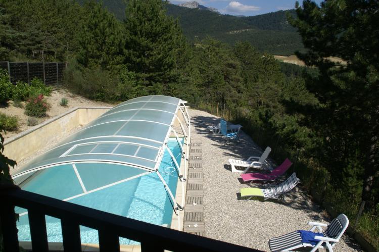 FerienhausFrankreich - Drôme: Maison de vacances - MARIGNAC-EN-DIOIS  [7]