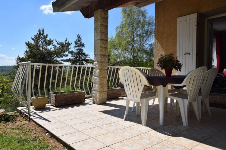 Holiday homeFrance - Drôme: Maison de vacances - BATHERNAY  [5]