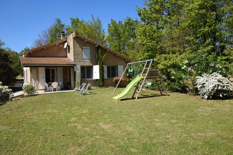 Holiday homeFrance - Drôme: Maison de vacances - BATHERNAY  [1]