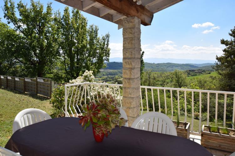 Holiday homeFrance - Drôme: Maison de vacances - BATHERNAY  [25]