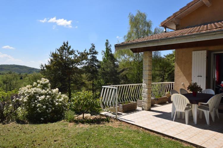 Holiday homeFrance - Drôme: Maison de vacances - BATHERNAY  [24]