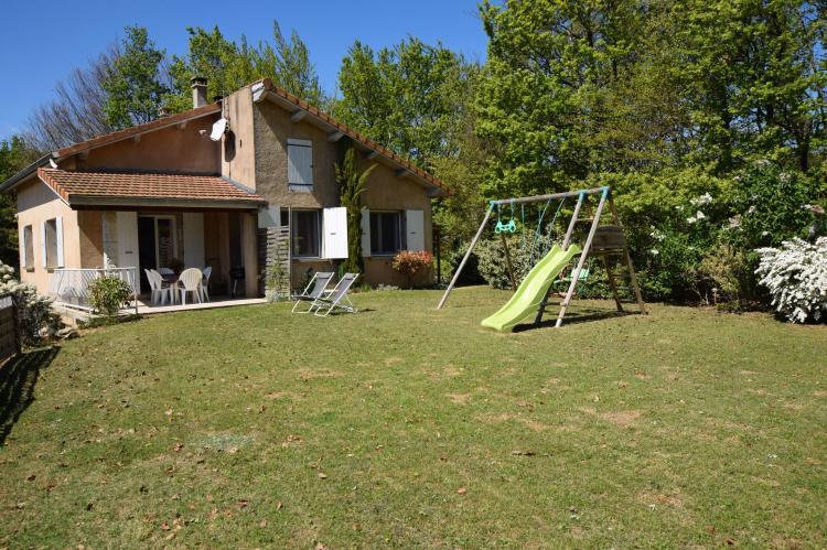 Holiday homeFrance - Drôme: Maison de vacances - BATHERNAY  [29]