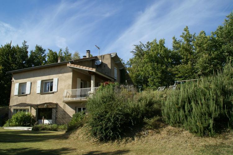 Holiday homeFrance - Drôme: Maison de vacances - BATHERNAY  [9]