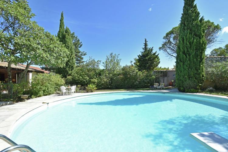 VakantiehuisFrankrijk - Languedoc-Roussillon: Maison de vacances - VILLENEUVE-LES-AVIGNON  [5]