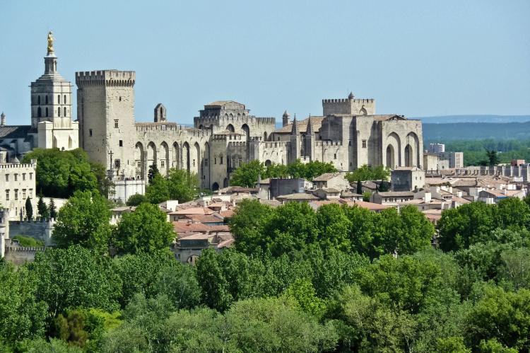VakantiehuisFrankrijk - Languedoc-Roussillon: Maison de vacances - VILLENEUVE-LES-AVIGNON  [30]