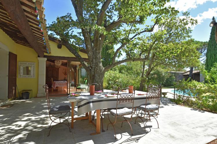 VakantiehuisFrankrijk - Languedoc-Roussillon: Maison de vacances - VILLENEUVE-LES-AVIGNON  [21]