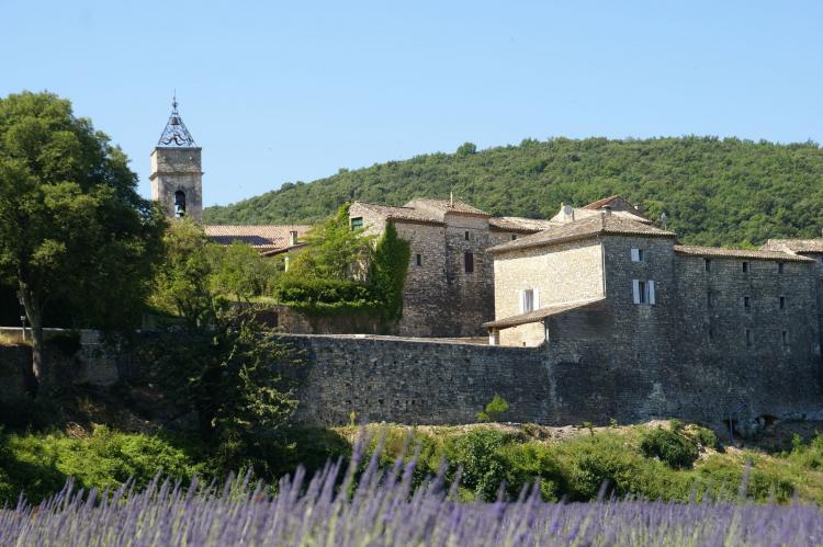 VakantiehuisFrankrijk - Languedoc-Roussillon: Maison de vacances - MONTCLUS  [34]