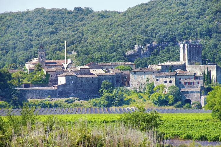 VakantiehuisFrankrijk - Languedoc-Roussillon: Maison de vacances - MONTCLUS  [4]