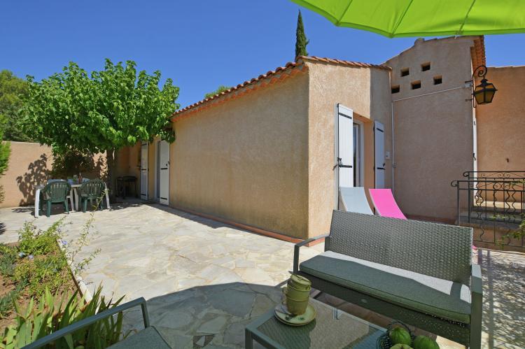 Holiday homeFrance - Languedoc-Roussillon: Maison de vacances - SAINT-MAXIMIN  [15]
