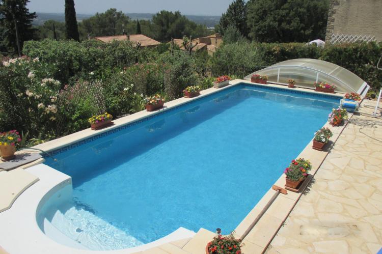 Holiday homeFrance - Languedoc-Roussillon: Maison de vacances - SAINT-MAXIMIN  [21]