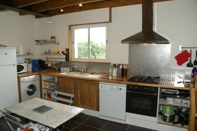 VakantiehuisFrankrijk - Midi-Pyreneeën: Maison avec piscine chauffée  [8]