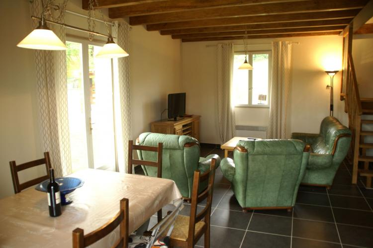 VakantiehuisFrankrijk - Midi-Pyreneeën: Maison avec piscine chauffée  [7]