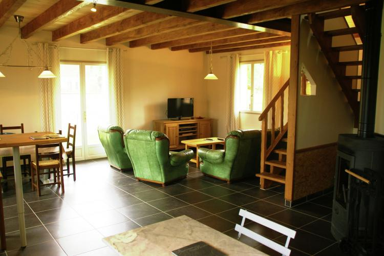 VakantiehuisFrankrijk - Midi-Pyreneeën: Maison avec piscine chauffée  [3]