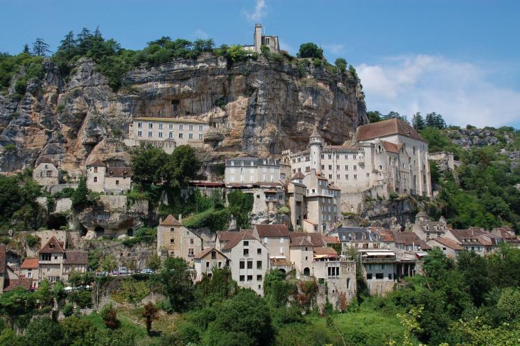 VakantiehuisFrankrijk - Midi-Pyreneeën: Maison avec piscine chauffée  [18]