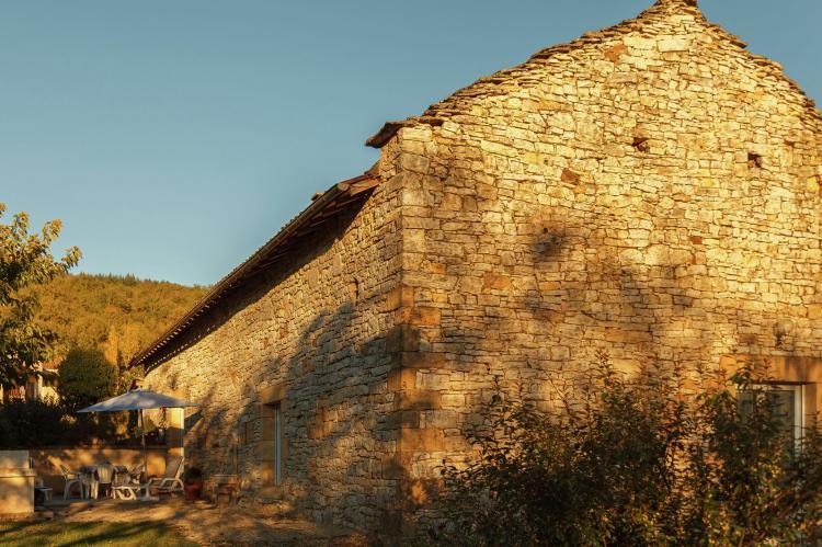 VakantiehuisFrankrijk - Midi-Pyreneeën: Maison de vacances Cazals  [2]
