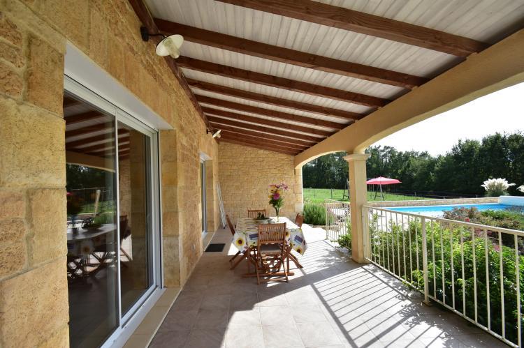 VakantiehuisFrankrijk - Midi-Pyreneeën: Maison de vacances Montcléra Les Gunies  [27]