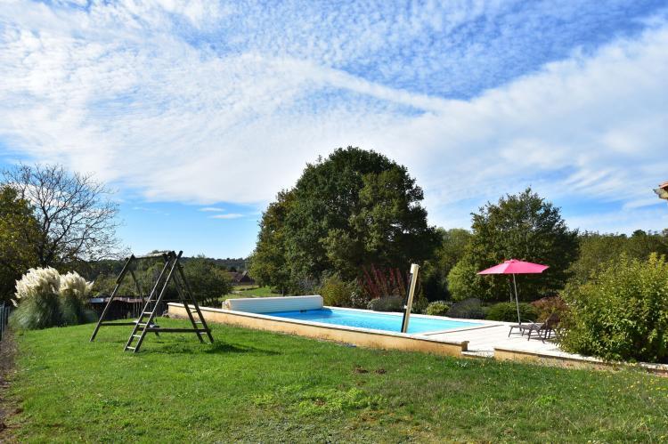 VakantiehuisFrankrijk - Midi-Pyreneeën: Maison de vacances Montcléra Les Gunies  [32]