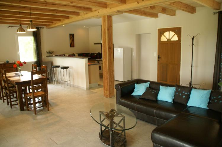 VakantiehuisFrankrijk - Midi-Pyreneeën: Maison de vacances Montcléra Les Gunies  [10]
