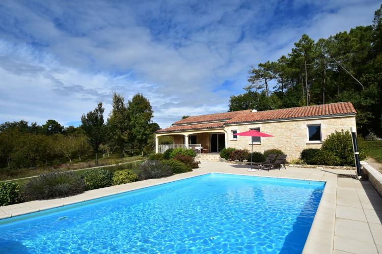 VakantiehuisFrankrijk - Midi-Pyreneeën: Maison de vacances Montcléra Les Gunies  [1]