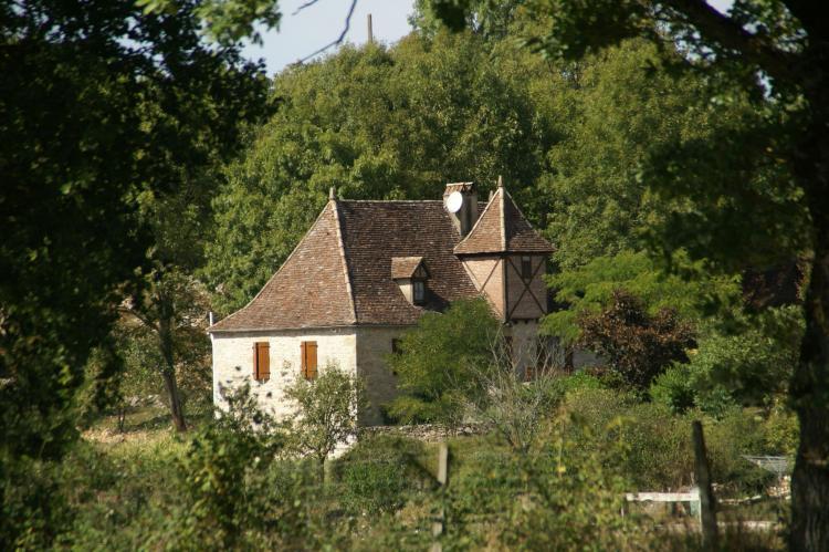 VakantiehuisFrankrijk - Midi-Pyreneeën: Belle maison lotoise  [23]