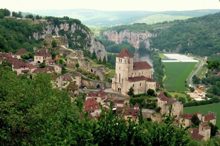 Holiday homeFrance - Mid-Pyrenees: Maison de vacances - PUY-L'EVÊQUE  [35]