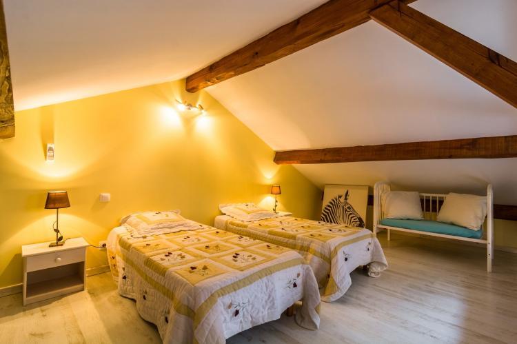 Holiday homeFrance - Atlantic Coast: Maison de vacances Blanquefort sur Briolance 10 pe  [25]