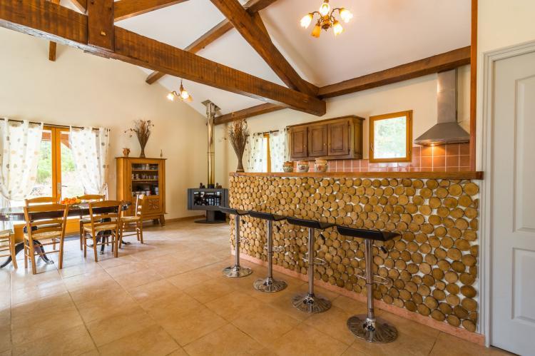 Holiday homeFrance - Atlantic Coast: Maison de vacances Blanquefort sur Briolance 10 pe  [16]